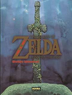 The Legend Of Zelda: A Link To The Past(Tapa Dura)
