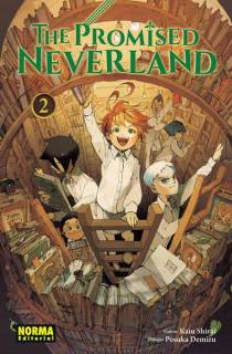 The Promised Neverland 02 (Norma)