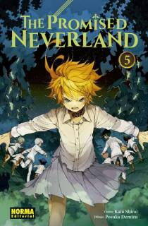 The Promised Neverland 05 (Norma)