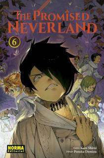 The Promised Neverland 06 (Norma)