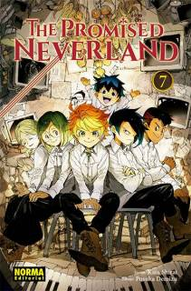 The Promised Neverland 07 (Norma)