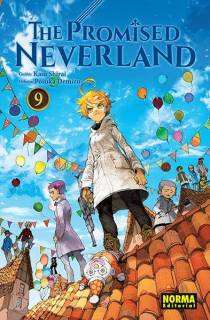 The Promised Neverland 09 (Norma)
