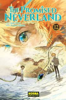 The Promised Neverland 12 (Norma)