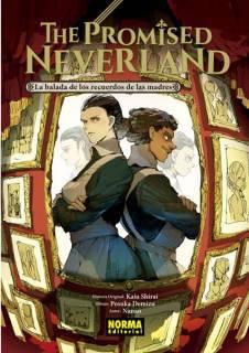 The Promised Neverland: La balada de los recuerdos de las madres (Novela)