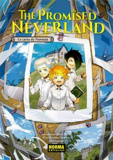 The Promised Neverland: La Carta De Norman (Novela)