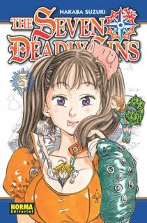 The Seven Deadly Sins 05 (Norma)