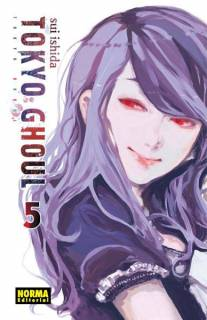 Tokyo Ghoul 05 (Norma)