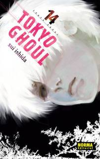Tokyo Ghoul 14 (Norma)