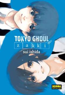 Tokyo Ghoul: Zakki