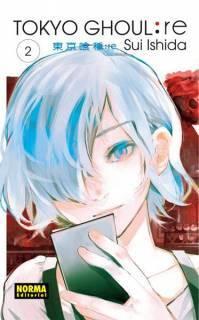 Tokyo Ghoul:Re 02 (Norma)