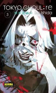 Tokyo Ghoul:Re 03 (Norma)