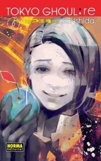 Tokyo Ghoul:Re 06 (Norma)