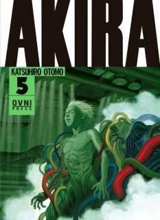 Akira 05 (Edicion original con sobrecubierta)