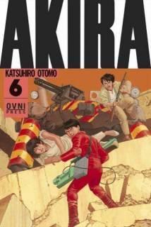 Akira 06 (Edicion original con sobrecubierta)