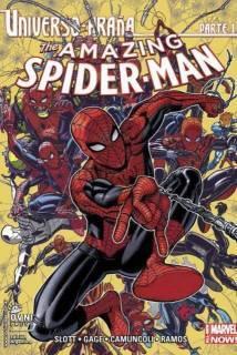 Amazing Spider-Man: Universo Araña ~ Parte 1 Al 4