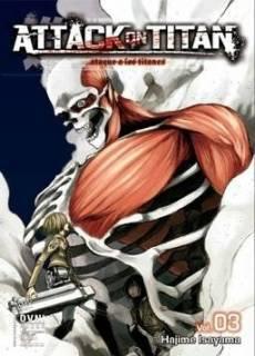Attack On Titan (Shingeki no Kyojin) 03