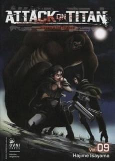 Attack On Titan (Shingeki no Kyojin) 09