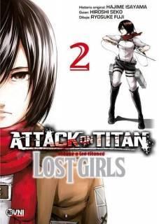 Attack On Titan (Shingeki no Kyojin) Lost Girls 02