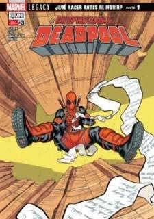 Deadpool ¿Qué Hacer Antes De Morir? Parte 1