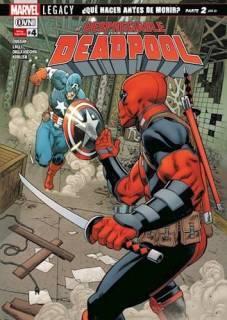 Deadpool ¿Qué Hacer Antes De Morir? Parte 2