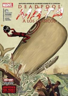 Deadpool Mata A Los Clásicos