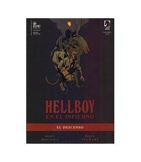 Hellboy En El Infierno El Descenso (Autor: Mike Mignola)