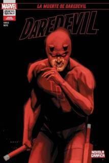 La Muerte De Daredevil (Ligeramente Dañado)