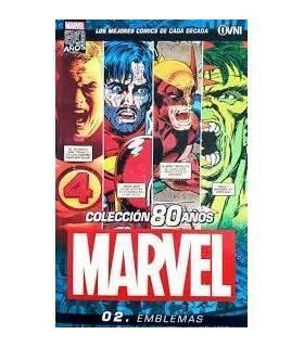 Marvel 80 Años 02: Emblemas