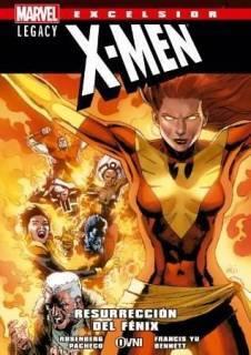 Marvel Excelsior 15: Xmen Resurreccion Del Fenix