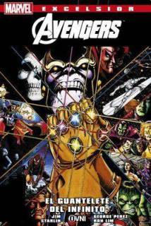 Marvel Excelsior: El Guantelete del Infinito