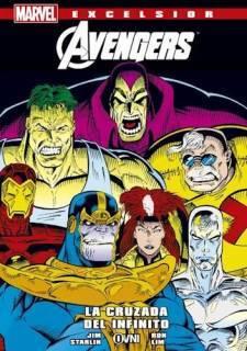 Marvel Excelsior: La Cruzada Del Infinito