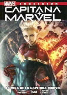 La Vida De La Capitana Marvel (Marvel Excelsior)