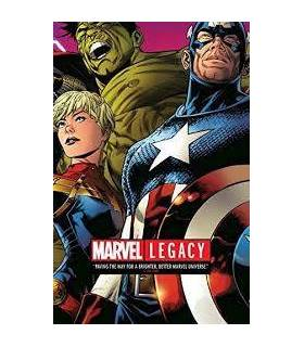 Marvel Legacy (Portada Desplegable Cuadruple)