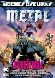 Noches Oscuras Metal Vol. 02 La Resistencia