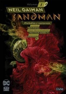 Sandman 01: Preludios y Nocturnos