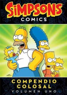 Simpsons Comics: Compendio Colosal 01