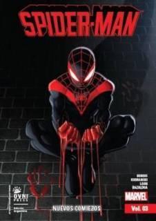 Spider Man (2016) Tomo 3 Miles Morales