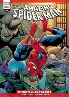Spider Man: De Vuelta A Los Orígenes