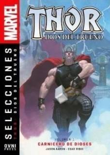 Thor Dios Del Trueno Vol. 01