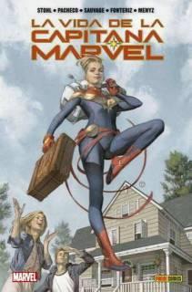 La Vida De La Capitana Marvel (100% Marvel HC)