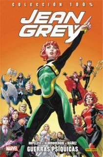 100% Marvel Jean Grey 2. Guerras Psíquicas Mutantes: 100%