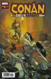 Conan El Bárbaro 01: La Maldicion De La Bruja Carm