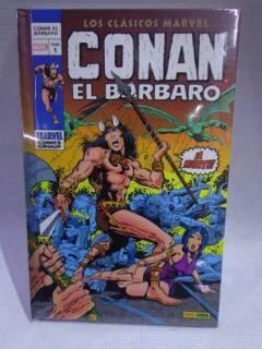 Conan El Bárbaro 01: Los Clasicos Marvel