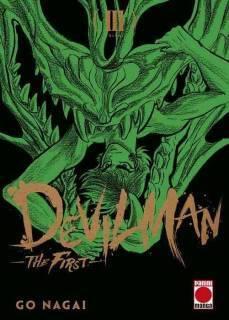 Devilman -The First- 03