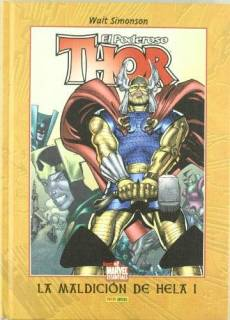 El Poderoso Thor 7. La Maldición De Hela I