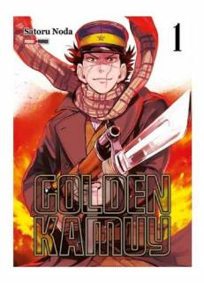 Golden Kamuy 01(Panini Argentina)