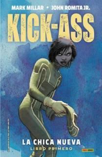 Kickass: La Chica Nueva 01