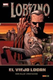 Lobezno: El Viejo Logan (Marvel Deluxe)