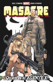 Masacre Quien Es El Agente X