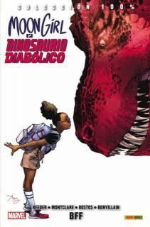 Moon Girl y Dinosaurio Diabolico 01